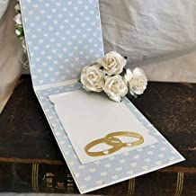 Fablcrew Scrapbooking Cutting Dies Matrices de D/écoupe D/écoupage Pochoirs Bricolage pour Album Mariage D/écoration Papier Carte Craft DIY Alphabet