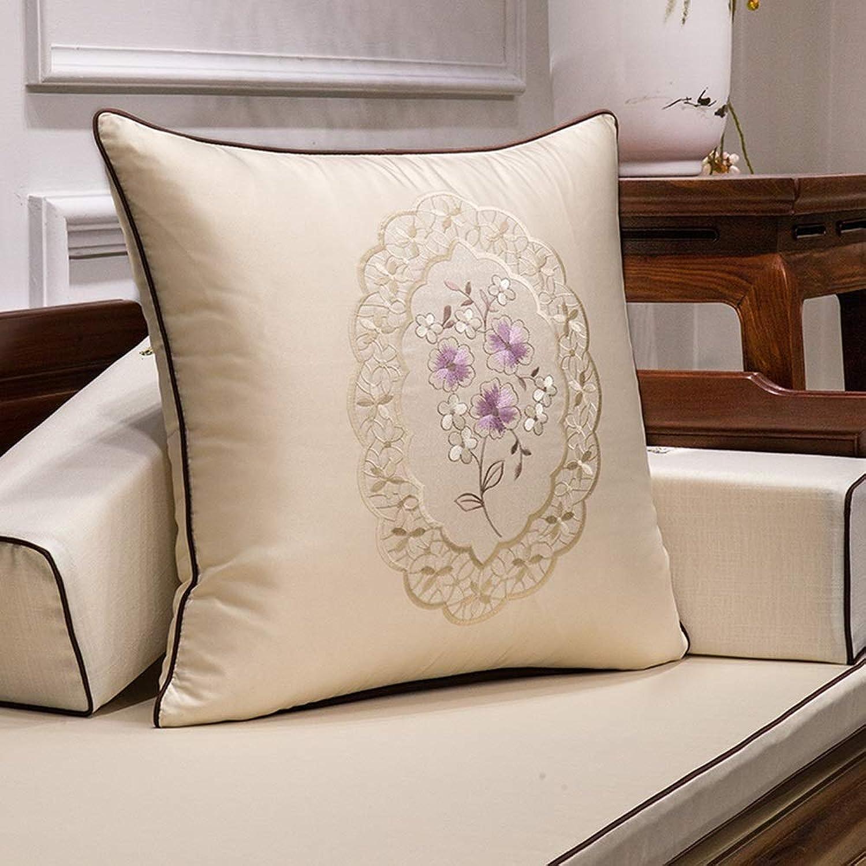 toma SCJS SCJS SCJS Almohada Decorativa del sofá Cuadrado Almohada de la Cama Conveniente para la Almohada Decorativa del Coche del Dormitorio del Dormitorio de la Cremallera del sofá de la Sala de EEstrella in  alta calidad y envío rápido