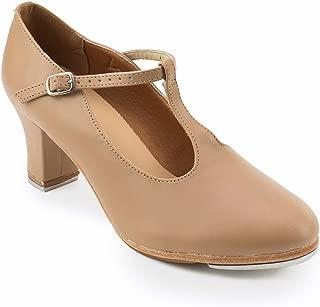 So Danca TA49 T-Strap 2'' Heel Tap Shoe