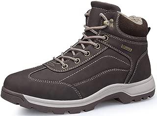 Men Winter Outdoor Hiking Waterproof Snow Boots