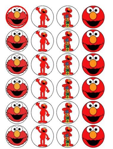 24 Elmo Kuchendeckel