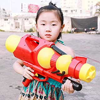 High-Capacity Water Guns, Water Shooters for Summer Party Outdoor Activity Water Fun Toys Long Distance Super Water Blaster Squirt Gun Soaker for Kids and Adults (Random Color)