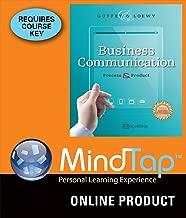 MindTap Business Communication for Guffey/Loewy's Business Communication: Process and Product, 8th Edition