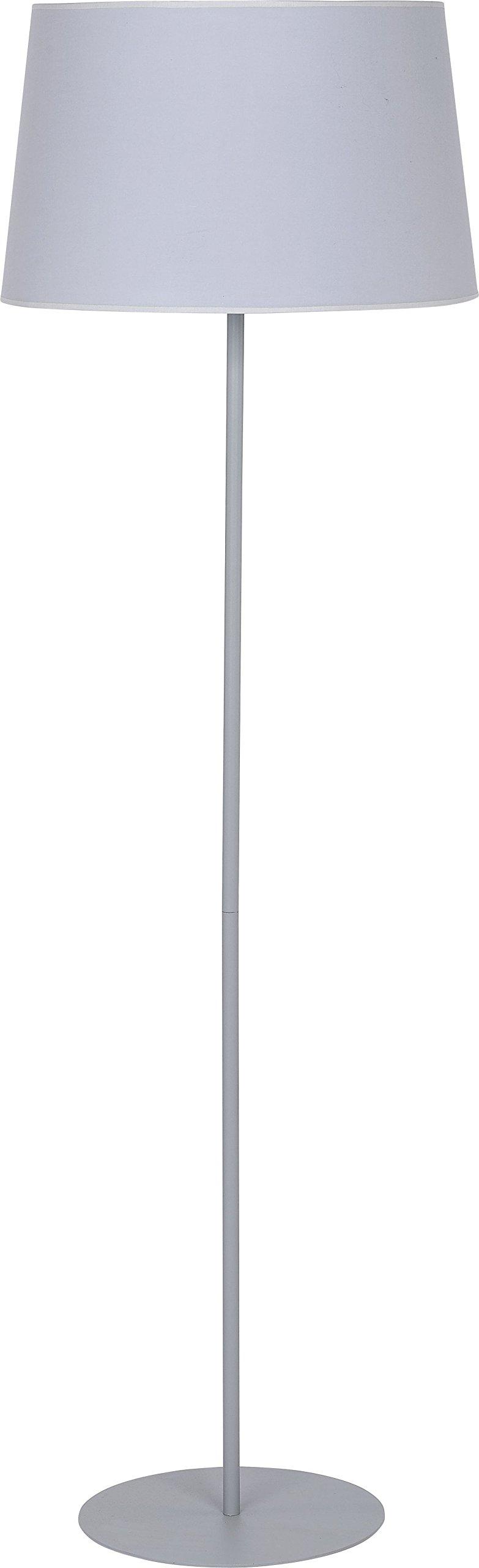 40 x 40 x 150 cm marr/ón claro Trio Leuchten L/ámpara de pie E27