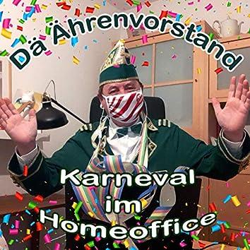 Karneval im Homeoffice