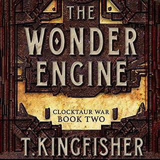 The Wonder Engine cover art