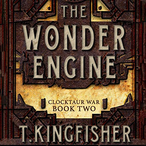 The Wonder Engine audiobook cover art