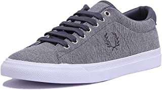 Fred Perry B3135 Casual Shoes for Men - Grey, 41 EU