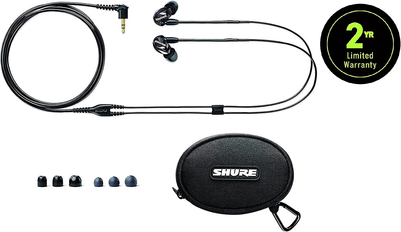 Shure SE215-K Professional