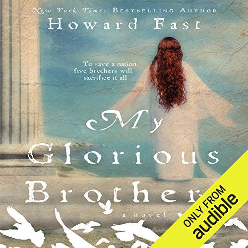 My Glorious Brothers audiobook cover art