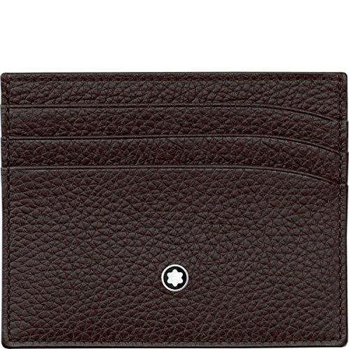 Montblanc Tarjetero, marrón (marrón) - 114473