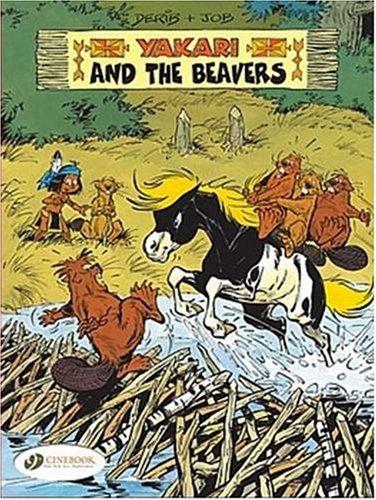 Yakari - tome 3 And the Beavers (03)