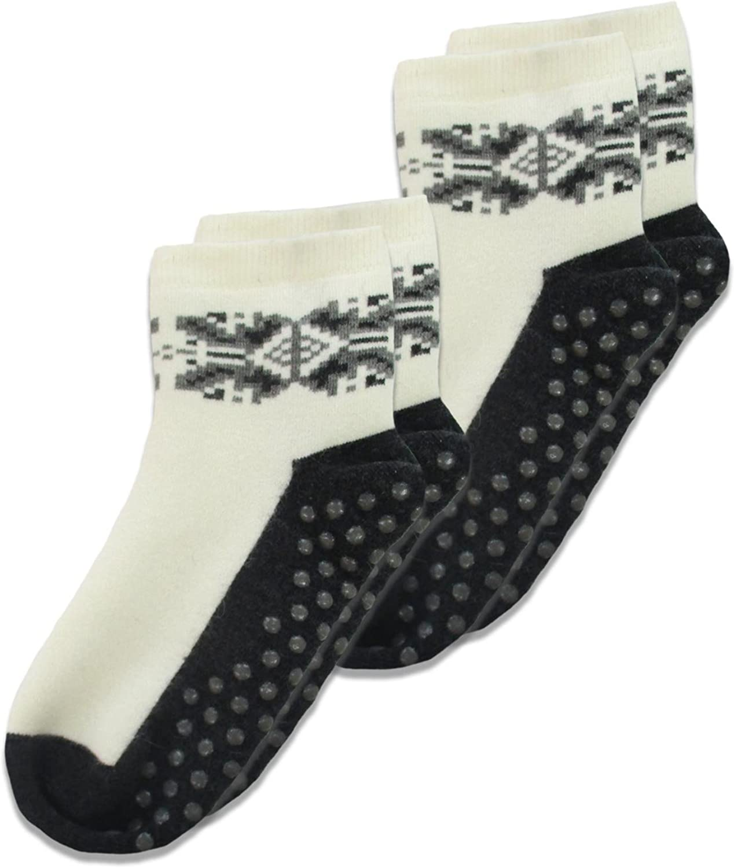 Sangora Pack of 2 Unisex Wool Blend Thermal Socks 8090188
