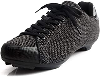 Tiebao Sneaker Style Professional Road Bicycle Bike Cycling Ultralight Mesh Breathable Shoes SPS SL Look Non-Slip Riding S...