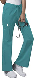 Cherokee Women's Workwear Core Stretch Drawstring Cargo Scrubs Pant