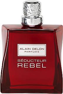Perfume para Hombre Marca Alain Delon EAU de Toilette EDT 100 ml Colonia Original Duradera Oferta Un Regalo Especial Cumpl...