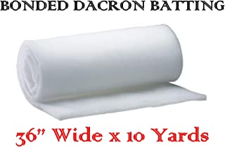 thermal bonded polyester batting