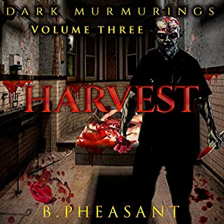 Harvest  audiobook cover art