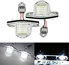 Best honda jazz number plate bulb replacement Reviews