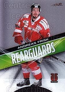 (CI) Andreas Frisk Hockey Card 2011-12 Swedish Hockey Allsvenskan Rearguards 14 Andreas Frisk