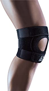 659615f63c LP SUPPORT Extreme Knee Support Functional Brace with Open Patella Design  and Adjustable Hook and Loop
