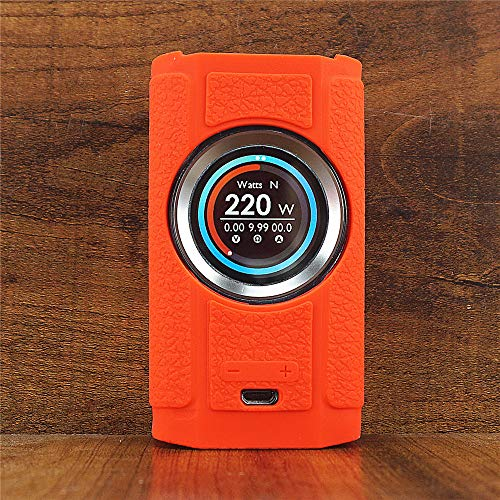 ModShield for Aspire Dynamo 220W TC Silicone Case ByJojo Protective Cover (Red)