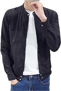 [アンリ] ライト ジャケット 5色展開 羽織り 上着 トップス 秋春 アウター 薄手 シンプル モテ服 M ~ XL メンズ