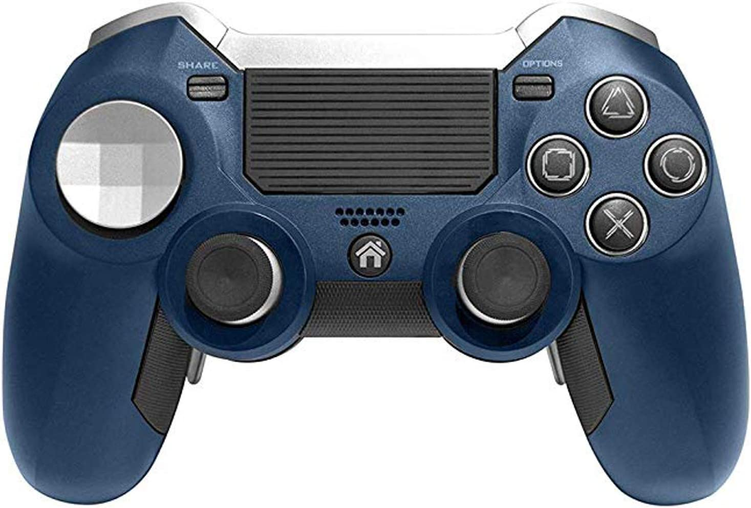 Amazon.com: Wireless Elite Controller for Playstation 4 (Blue 2): Computers  & Accessories