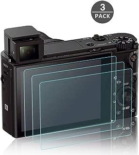 2x Sony Cyber-shot DSC-RX100 V Mate Protector De Pantalla Antirreflejo Película De Protección