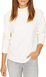 Sanctuary Womens Kyla Long Sleeves Mock Neck Pullover Sweater