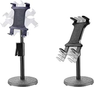ChargerCity 360° Rotate Tablet Holder Podium Stand Mount w/Quick Release Telescopic Eye Level Height Adjust for Apple iPad...