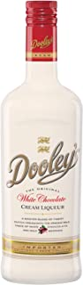 "Dooley""s White Chocolate Cream Liqueur Whisky 1 x 0.7 l"