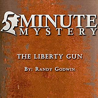 5 Minute Mystery - The Liberty Gun cover art