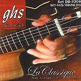 GHS DD2300 Doyle Dykes シグネチャー クラシックギター Strings アコースティックギター アコギ ギター (並行輸入)