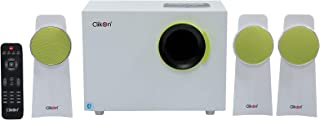 Clikon Multimedia Speaker 3.1 with Bluetooth/USB/FM Radio - CK801