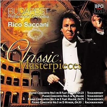 Tchaikovsky - Manfred Symphony & Rachmaninov - Vocalise