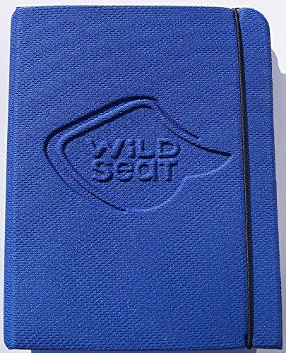 Wild SEAT die Mini Teppiche Gelände made in Pyrénées blau