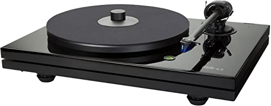 Music Hall mmf-5.3 2-Speed Belt-Driven Turntable With Ortofon 2M Blue Cartridge
