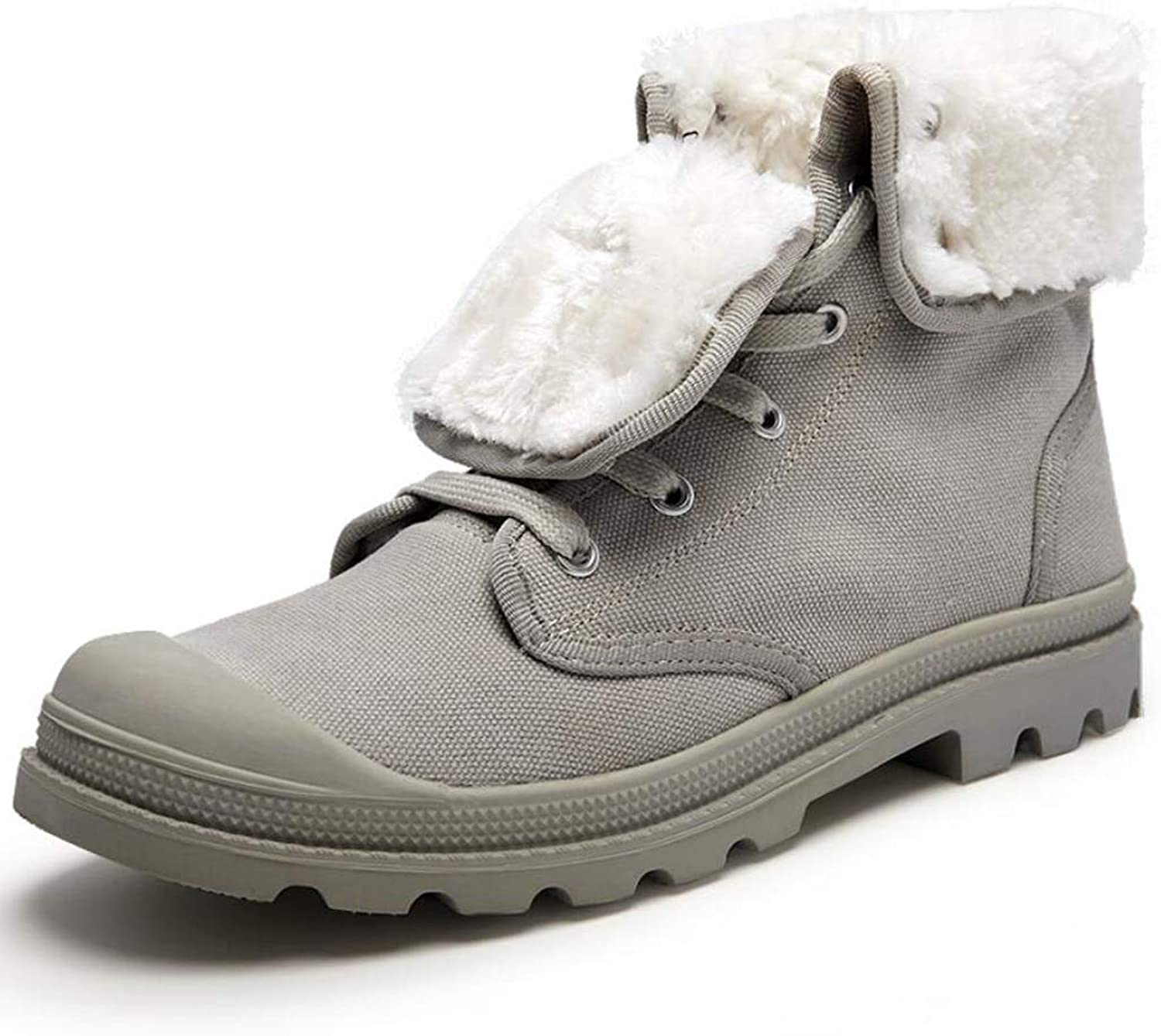 CJB-SHOE Women'S Snow Boots Waterproof Textile Upper Durable Breathable Isotherm Lining & Rubber Outsole Designed for Fit
