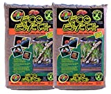 Zoo Med (2 Pack) Eco Earth Loose Coconut Fiber...
