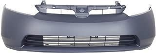 Front Bumper Cover for HONDA CIVIC 2006-2008 Primed 1.3L/1.8L Eng Sedan