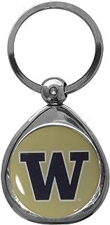 Siskiyou NCAA Washington Huskies Schlüsselanhänger, Metall/Chrom