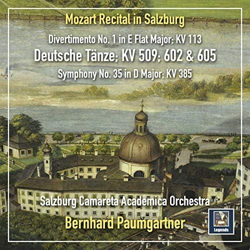 Bernhard Paumgartner & Camerata Salzburg