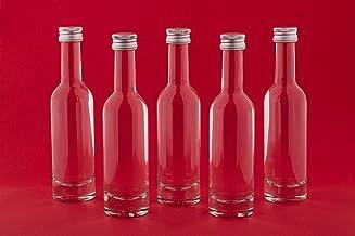 Amazon.es: botellas de vidrio para licores