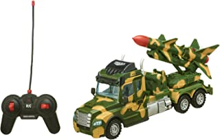 لعبة شاحنة نقل الصواريخ بريموت كنترول من ليكسيونج شينج - متعددة الالوان