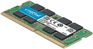 كروشال 16 دي دي ار4ذاكرة رام متوافقة مع اجهزة لابتوب - CB16GS2666