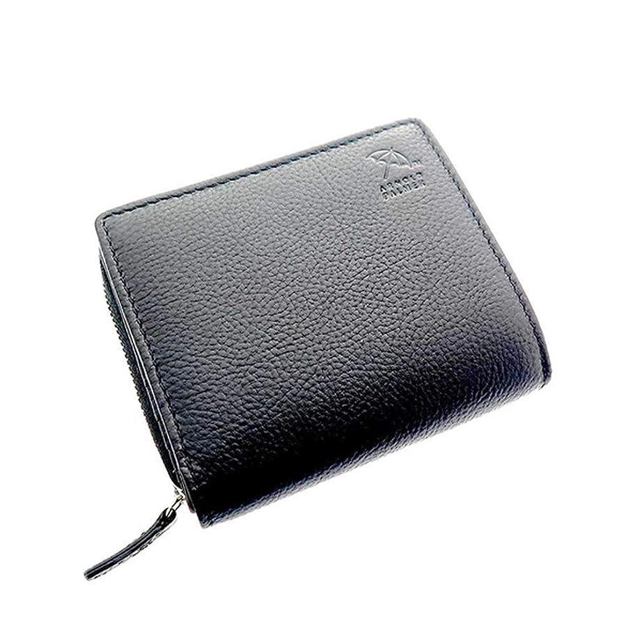 スパーク家庭ストライドアーノルドパーマー ARNOLD PALMER 短財布 メンズ 4AP3305-BK ブラック[sw]