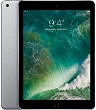 "Apple iPad 9.7"" with WiFi 32GB- Space Gray (2017 Model) (Renewed)"