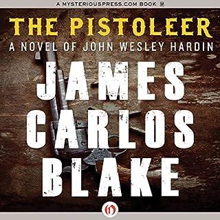 The Pistoleer audiobook cover art