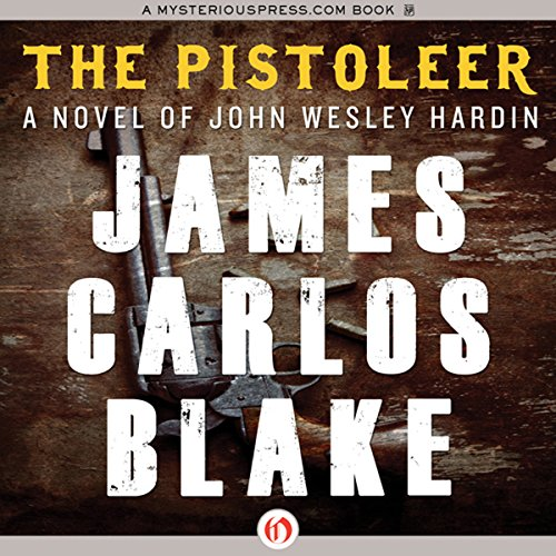 The Pistoleer audiobook cover art